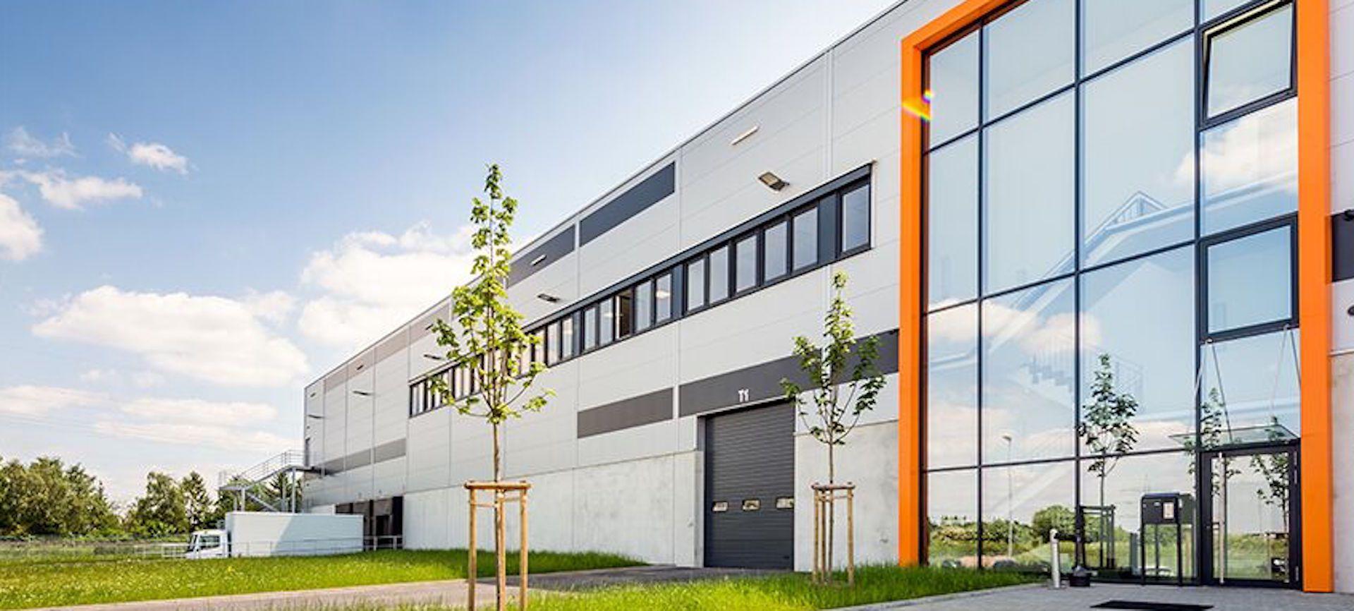 Logistické centrum Wesseling