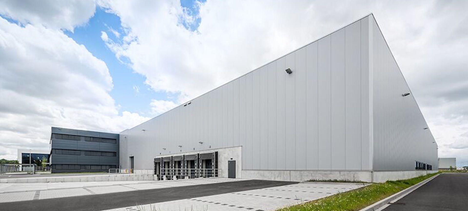 Logisticko-produkčné centrum Goodman
