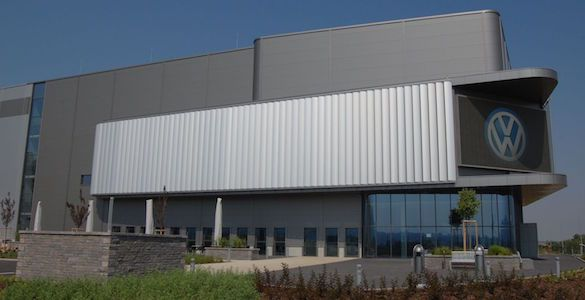 Administratívna budova Volkswagen