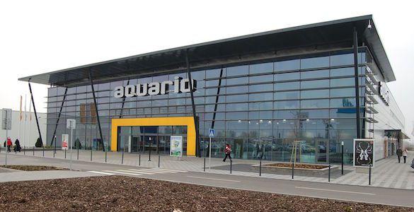 Obchodné centrum Aquario